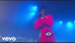 """Tierra Whack Performs """"only Child"""" On Jimmy Kimmel Live!"""